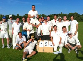 The Catz and Dogs 2012 teams