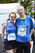 eleanor robinson and dad marathon